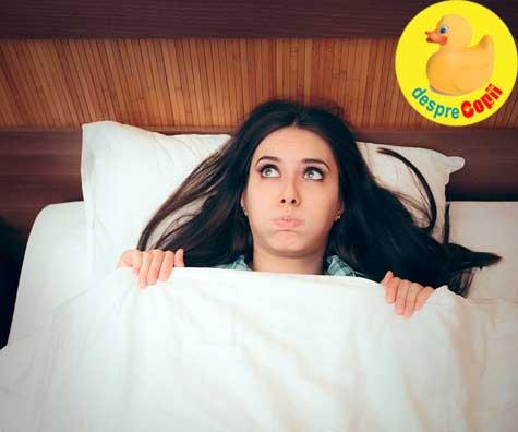 Lipsa somnului ne afecteaza imunitatea dar si starea de spirit - iata sfaturile unui specialist