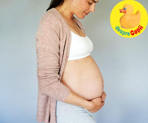 Amintiri din luna a sasea de sarcina - jurnal de sarcina