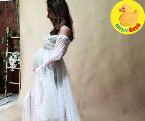 Am ajuns in luna 9 de sarcina - jurnal de sarcina