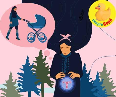Crede si ti se va intampla: sansa noastra a fost inseminarea intrauterina - jurnal de sarcina
