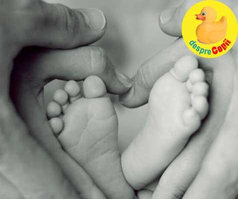 Lupta mea cu infertilitatea s-a incheiat cu victoria mea
