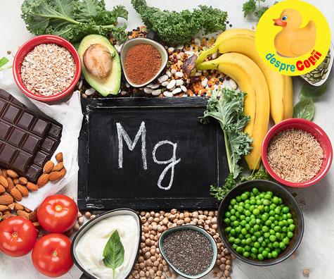10 Alimente bogate in magneziu
