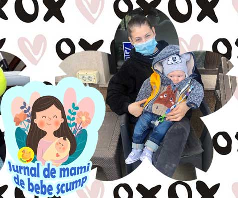 La salonul de frumusete cu fetele si bebelusii, cu alaptare in salon - jurnal de mami de bebe scump