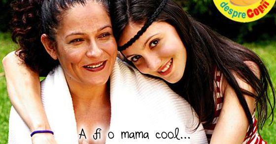 A fi o mama cool: slalom printre prietenie, datorie si trenduri