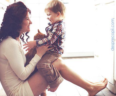 Ceea ce nu am anticipat inainte de a deveni mama unui baiat