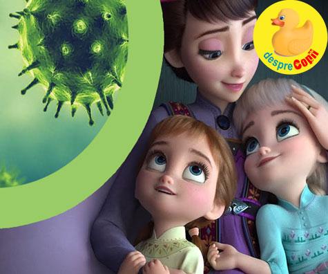 Sunt mama si medic de familie iar planul meu de a trece prin pandemia de coronavirus este acesta