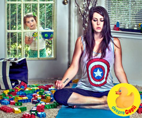 Este OK sa fi mamica egoista? Uneori da!