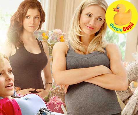 Mama la 47 de ani. Cameron Diaz povesteste sincer despre beneficiile si presiunile maternitatii tarzii