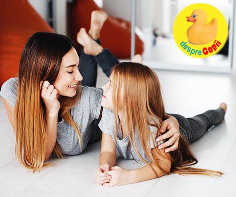 7 abilitati pe care fiica ta trebuie sa le aiba pana la varsta de 13 ani