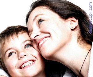 Provocarile unei mame singure si nevoia de modele masculine