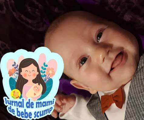 Prima calatorie cu bebe. Impresii de sfarsit de an si dorinte de marire a familiei - jurnal de mami de bebe scump