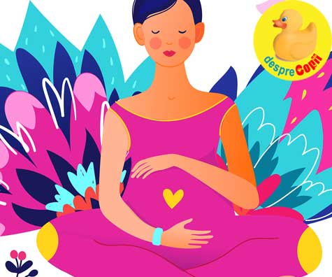 Fatul catre mami: ma stresezi in fiecare zi. Despre stres si efectele sale asupra sanatatii bebelusului.