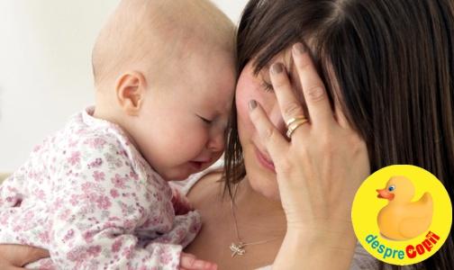 9 lucruri pe care nimeni nu ti le spune inainte sa devii mama!