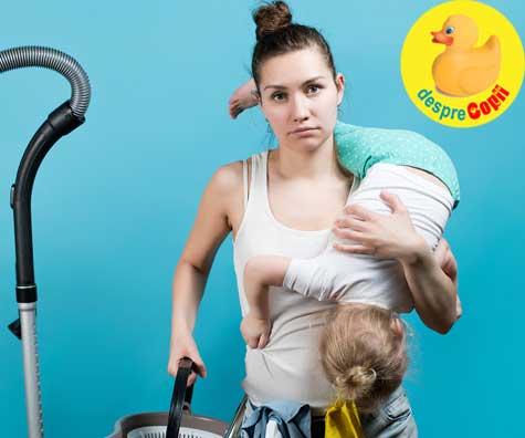 10 trucuri de frumusete pentru mamici in criza de timp