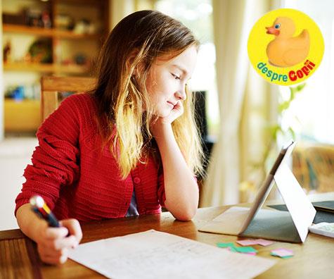 Matematica este mai distractiva pentru copii cu ajutorul tabletei