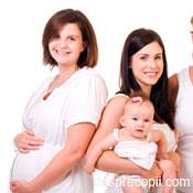 Maternea - produse specializate de ingrijire a pielii in timpul sarcinii si dupa nastere width=