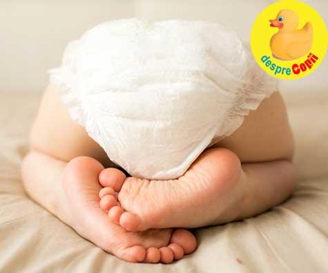 Primul scaun al bebelusului dupa nastere. Despre meconiu: de trebuie sa fie in primele 24 de ore si ce trebuie stiut