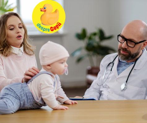 5 motive pentru care il iubesc pe medicul meu pediatru