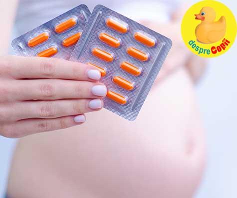 Medicamente care lipsesc in Romania, si am nevoie de ele - jurnal de sarcina