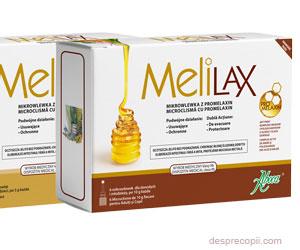 MELILAX: Un nou mod natural de a elibera intestinul