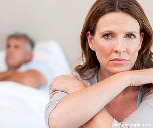 Barbatii sunt vinovati de menopauza femeilor?