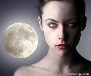 Menstruatia si fazele lunii