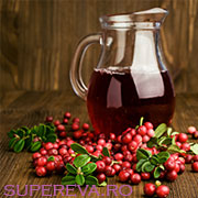 Merisoarele - antibiotic natural si sursa de antioxidanti