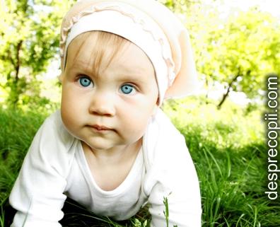 Mersul de-a busilea al bebelusului: cum si cand