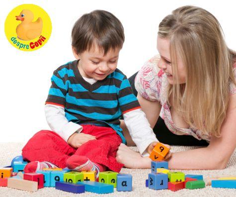 Sa dam copilului nostru posibilitatea de a lua initiative (din Metoda Hanen)