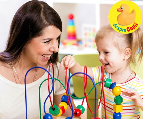 Copilul invata vorbirea in dialog. Introducere in Metoda Hanen