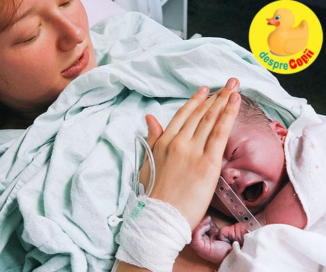 Cum influenteaza tipul de nastere formarea microbiotei intestinale a nou-nascutului? | Burtici fericite