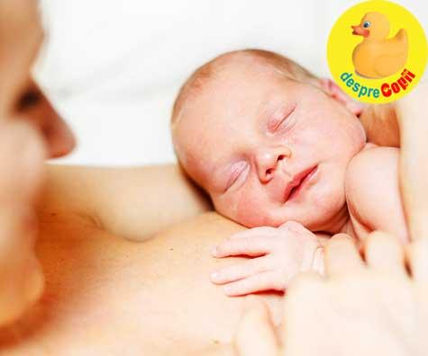 Ce este microbiota intestinala la nou-nascuti si cum putem sustine o dezvoltare sanatoasa?