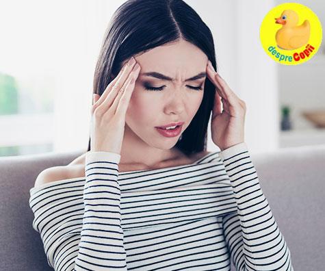 Ce cauzeaza migrena?