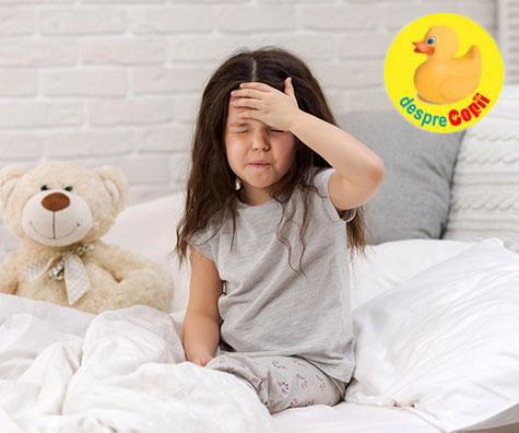 Migrenele de dimineață la copii