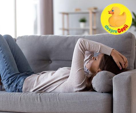 Migrenele la adolescenți