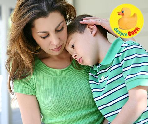 Migrena la copil: simptome și cauze