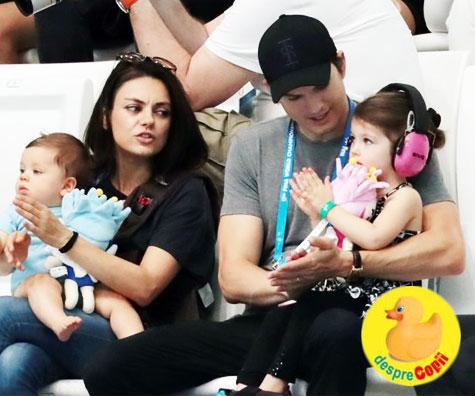 10 reguli de parenting pe care Mila Kunis le respecta