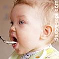Cu laptic si cereale bebe mic masina are!
