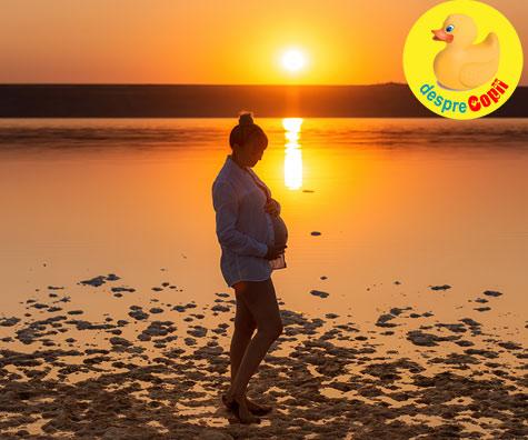 In sarcina avem nevoie de soare: mini vacanta cu burtica - jurnal de sarcina