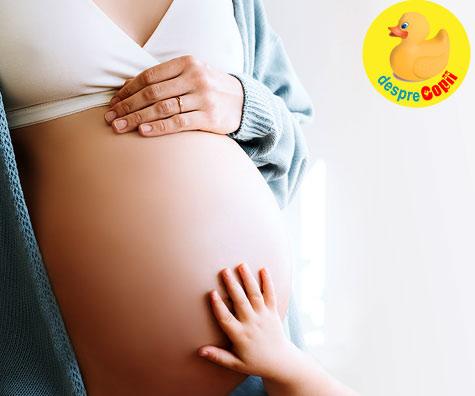Minunile exista, iar noi traim inca una: un nou test cu 2 liniute la 2 ani dupa prima nastere - jurnal de sarcina