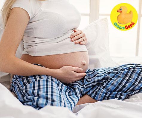 Bebe activ in burtica