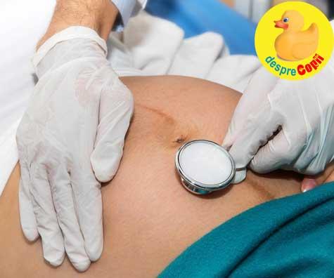 Miscari fetale reduse: cand trebuie sa fii ingrijorata si ce trebuie sa stii - PROTOCOL DE SIGURANTA si sfatul medicului ginecolog