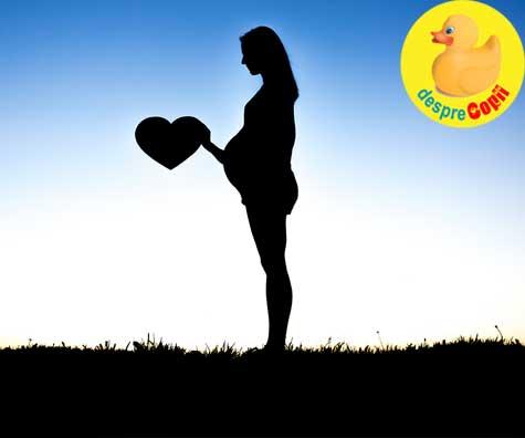Cea mai frumoasa lovitura din viata unei femei - jurnal de sarcina