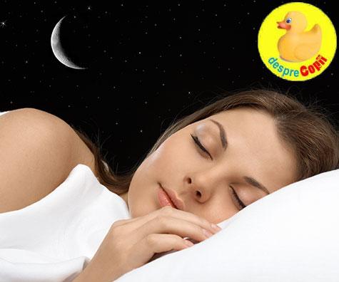 8 mituri despre somn