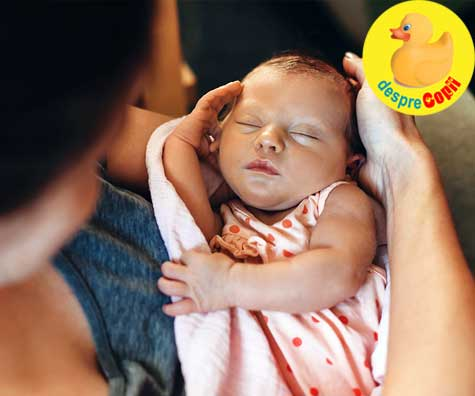 5 Mituri spulberate cu privire la somnul nou-nascutului
