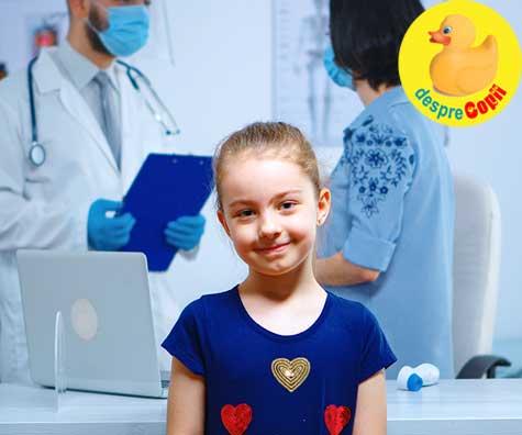 5 Mituri despre vaccinul antigripal la copii  - lamurite de medici