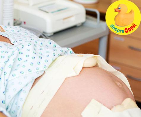Cum este monitorizat bebelusul in timpul nasterii? Iata sfatul medicului specialist.