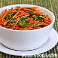 Salata de morcov ras