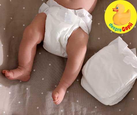 Bebelusul are mucus in scaun - care sunt cauzele? Sfatul medicului pediatru.