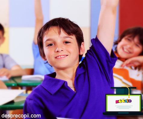 Transforma joaca in invatare prin cursuri online cu MyKoolio!